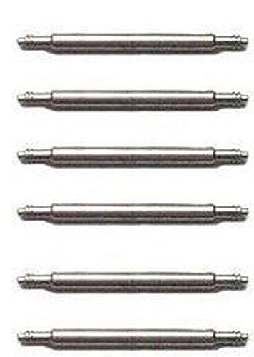 4 Pack 10mm federnde Uhren Pins