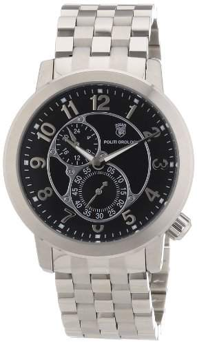 POLITI OROLOGI Herren Armbanduhr Automatik OR4001