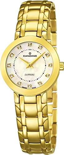ORIGINAL CANDINO Uhren Damen Swiss Made - C4501-3