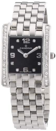 Candino Damen-Armbanduhr Cannes Analog Edelstahl C4433-3