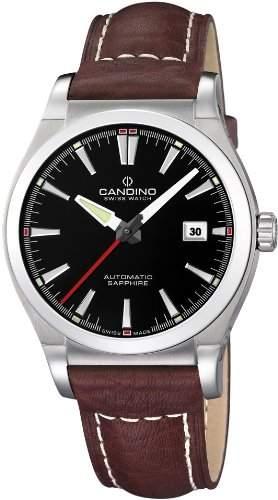 Candino Uhren Herrenuhr Casual Automatik C44412