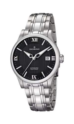 Candino Herren-Armbanduhr Classic, Automatik, C44954
