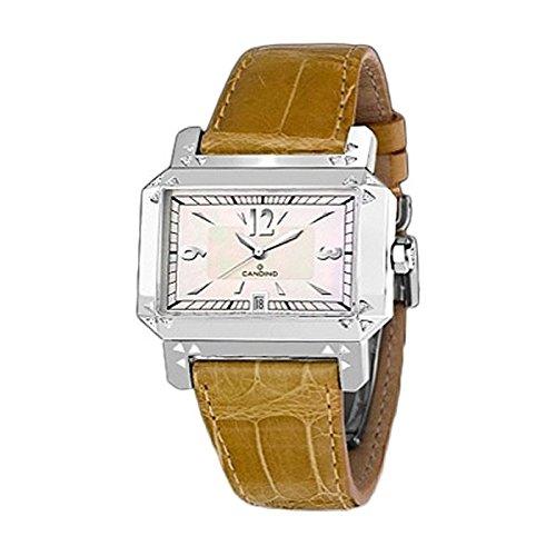 Candino Armbanduhr Analog Quarz C4255 1 PLATA