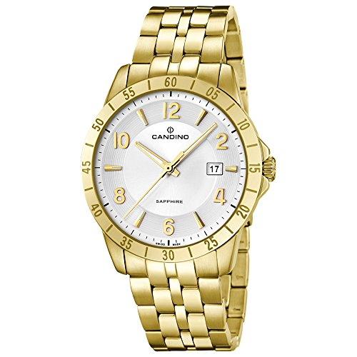 Candino Herren Armbanduhr Quarz C4515 4