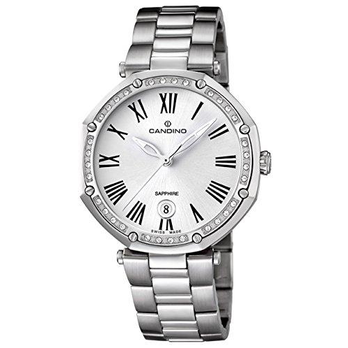 Candino Damen Armbanduhr Quarz C4525 2