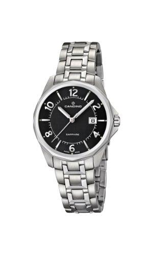Candino Damen Armbanduhr XS Analog Quarz Edelstahl C4492 4