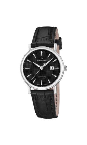 Candino Damen Armbanduhr XS Analog Quarz Leder C4488 3