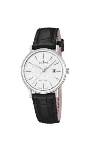 Candino Damen Armbanduhr XS Analog Quarz Leder C4488 2