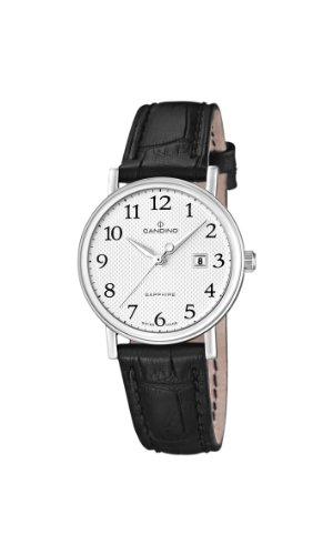 Candino Damen Armbanduhr XS Analog Quarz Leder C4488 1