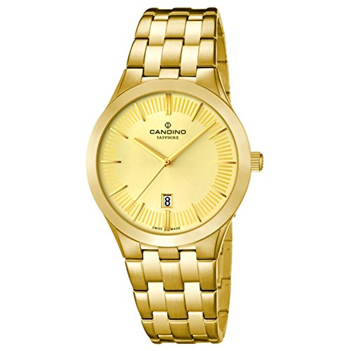Candino Damen Armbanduhr Timeless analog Quarz Edelstahl UC4545 2