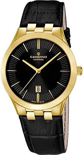 Candino Elegance C4546 3 Damenarmbanduhr Klassisch schlicht