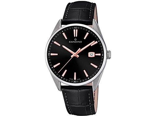 Candino Herrenuhr Klassik Classic Timeless C4622 4