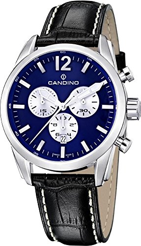 Candino Sport C4408 C Herrenchronograph Swiss Made