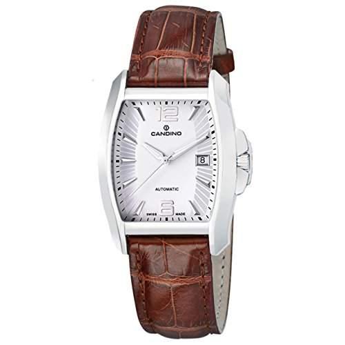 Candino Herren-Armbanduhr Tradition analog Automatik Leder UC4305E