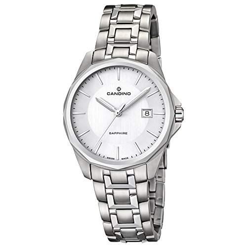 CANDINO Unisex-Uhr - Classic Timeless - Analog - Quarz - Edelstahl - UC44926