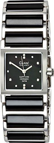 Gard Elegance GR90621 Damenarmbanduhr Mit Keramikelementen