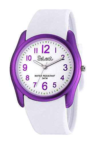 Damen Uhr Select lila pj 78 40