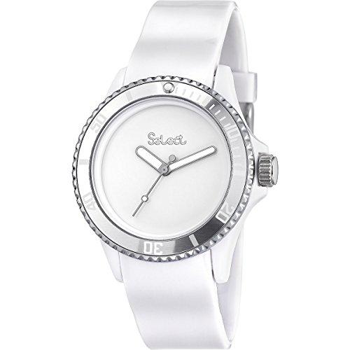 Damen Uhr Select rt 41 01 weiss