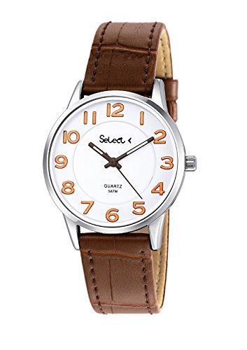 Klassische Uhr Select Damen su 92 03