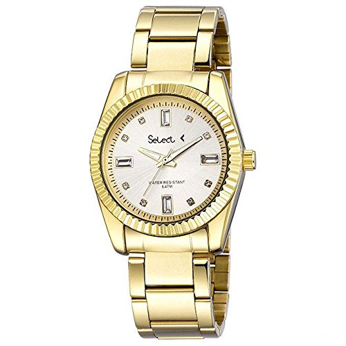 Uhr Select Damen Army Gold pj 01 71