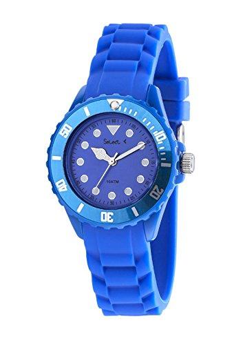 Uhr Select blau lw 55 10