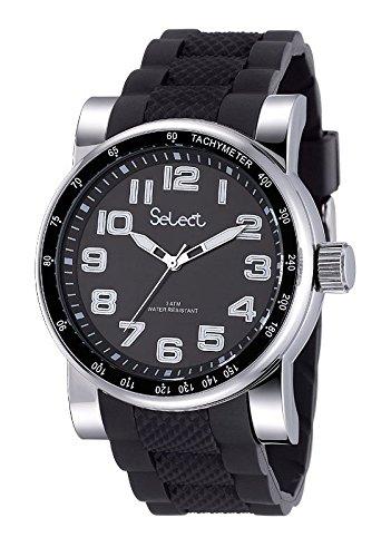 Uhr Cab Select fr 47 02 Sport Schwarz