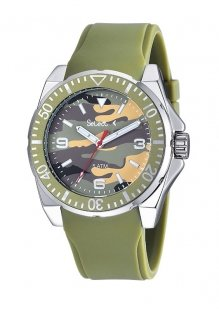 Uhr Select Unisex Camouflage te 13 06