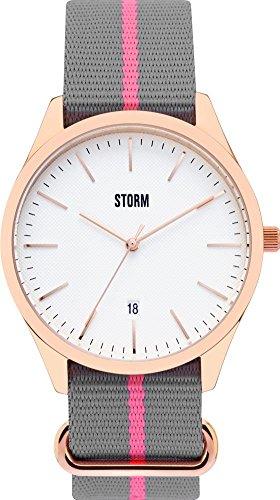 Storm London MORLEY 47299 RG W Damenarmbanduhr Sehr leicht