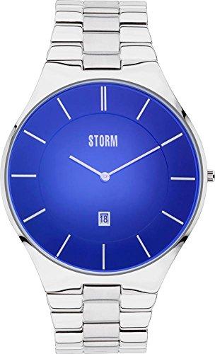 Storm London SLIM X3 47304 LB Herrenarmbanduhr flach leicht