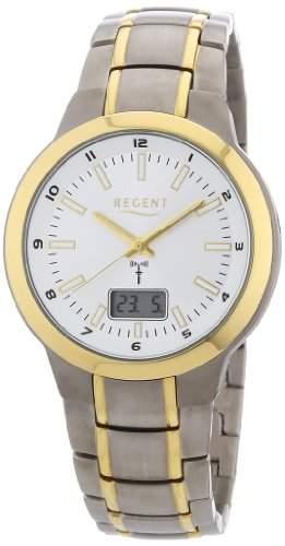 Regent Herrenarmbanduhr Regent Funk 11030060