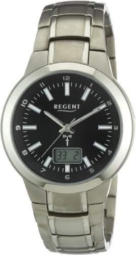 Regent Herrenarmbanduhr Regent Funk 11030064