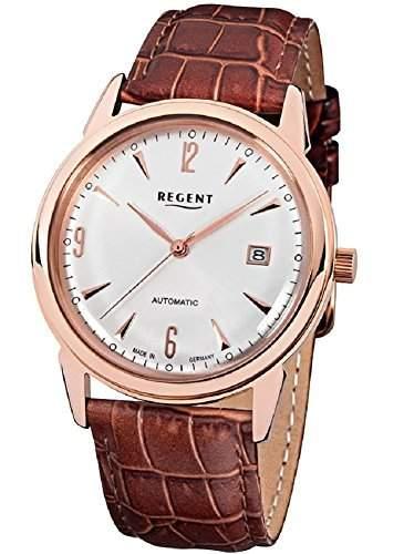 Armbanduhr rose Automatik Regent GM1419