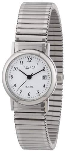 Regent Damen-Armbanduhr XS Analog Edelstahl 12310144