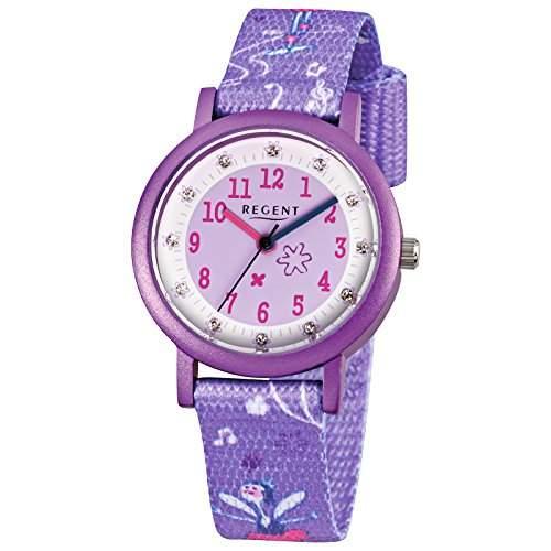 Regent Kinder-Armbanduhr F 486