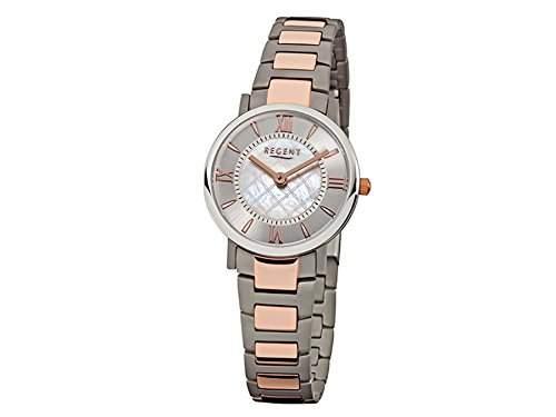 Regent Uhren Damenuhr F853