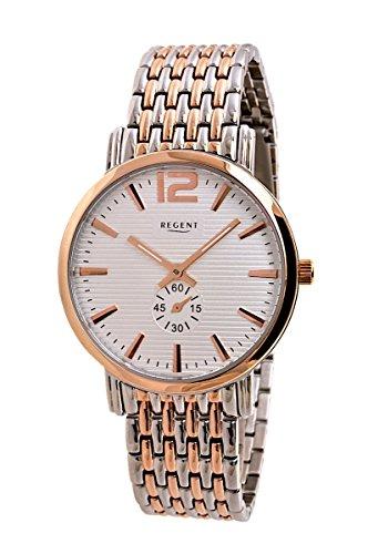 Regent Uhr Damen Edelstahl Armbanduhr Modell DM 8009