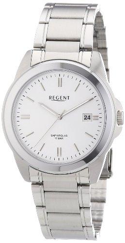 Regent XL Analog Quarz Edelstahl 11150542