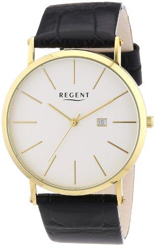 Regent XL Analog Quarz Leder 11100231