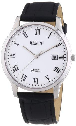 Regent XL Analog Quarz Leder 11110661