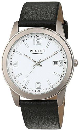 Regent Analog Quarz Leder 11190167