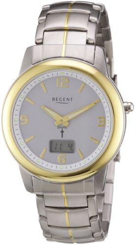 Regent Herrenarmbanduhr Regent Funk 11030066