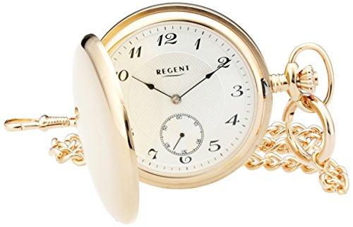Regent Unisex Armbanduhr Analog Handaufzug 11330075