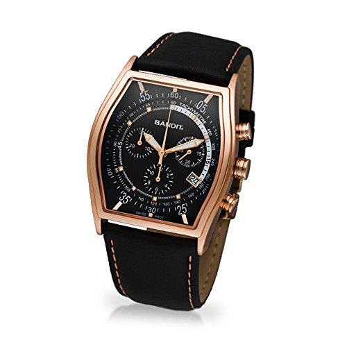 Bandit Korsar BT8032RS Chronograph Herren Armbanduhr