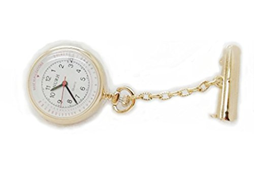 NURH Watch nurse gilded golden steel THE PRODUCT SENT FROM SPAIN OF THE SELLER CAN BE RECORDED INCLUDED IN THE PRICE