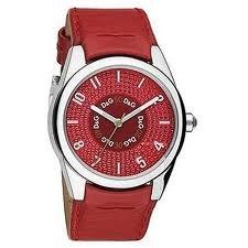 D G Uhr DW0260 Rot