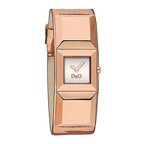 D G Uhr DW0271 bronzefarben