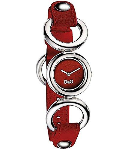 D G Uhr DW0409 Rot