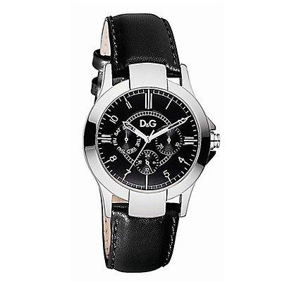 D G Uhr DW0532 Schwarz