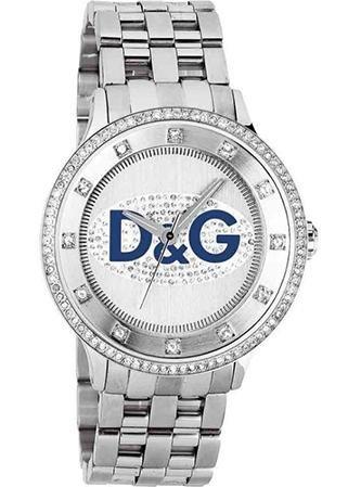 Damen Armbanduhr D G Dolce e Gabbana PRIME TIME DW0133