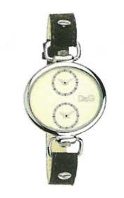 Dolce Gabbana Armbanduhr Leder DW0572
